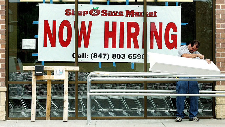 U.S. Employers Add 207,000 Jobs In July