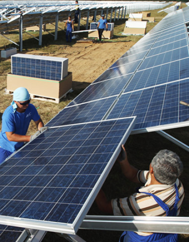 Germany Invests Heavily In Solar Energy