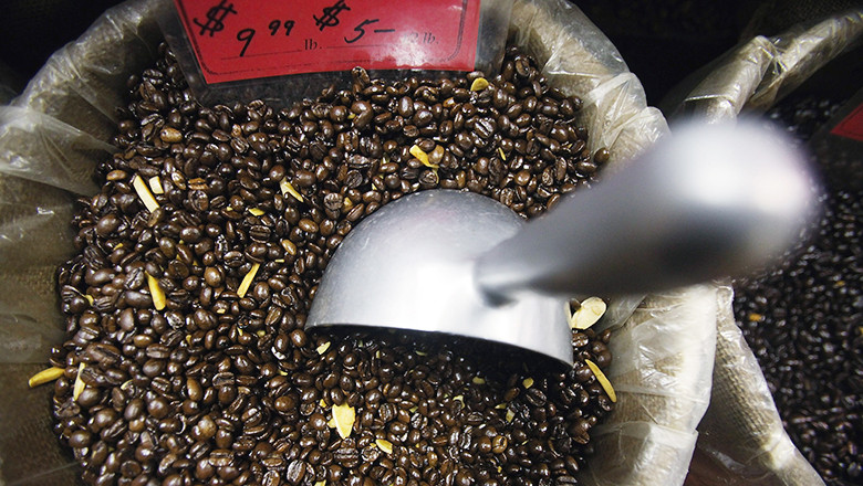 Rising Global Demand Combined With Poor Harvest Fuels Rising Price Of Coffee